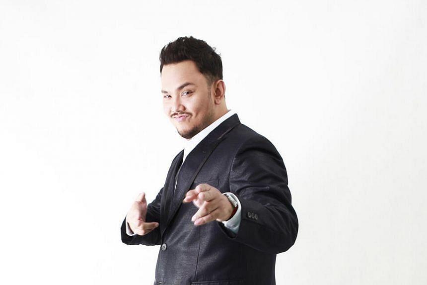 Singaporean pop/R&B singer Imran Ajmain is back with his third album, Setulus Kasih. -- FILE PHOTO:IMRAN AJMAIN