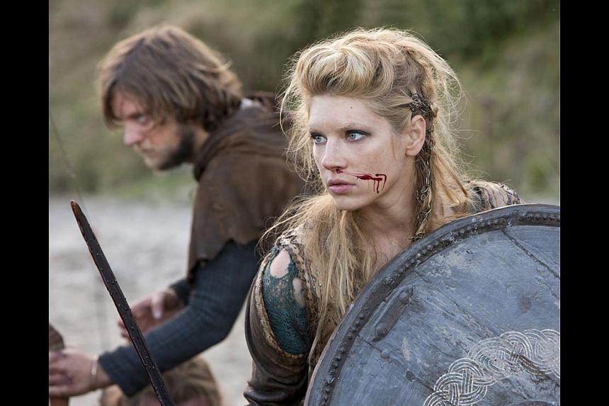 Vikings Season 2. -- PHOTO: HISTORY