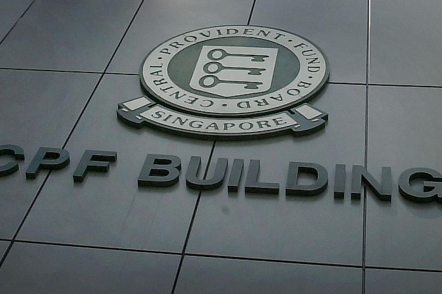 The increase compared with last year was due to a step up in enforcement efforts, as well as more awareness of workers' rights, the CPF Board said. -- ST FILE PHOTO: MALCOLM MCLEOD
