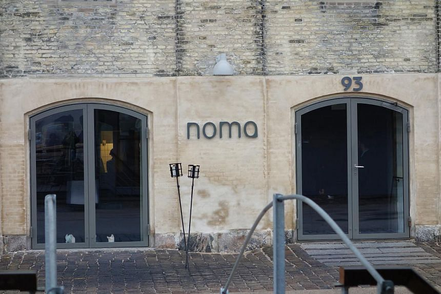 Noma is the No. 1 restaurant in the 2014 World's 50 Best Restaurants. -- ST FILE PHOTO: TAN HSUEH YUN