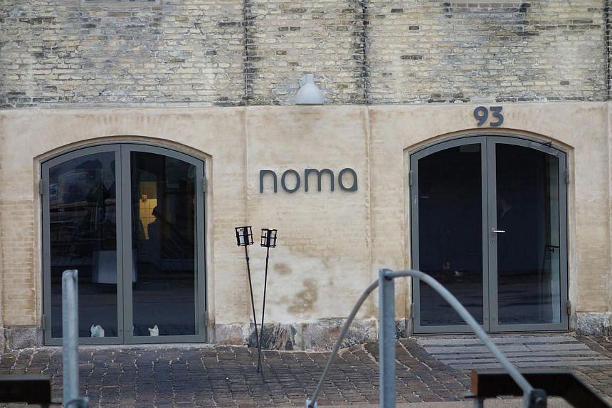 Noma is the No. 1 restaurant in the 2014 World's 50 Best Restaurants. -- ST FILE PHOTO: TAN HSUEH YUN