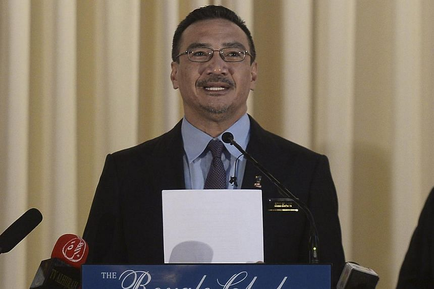 Technical experts searching for the missing Flight MH370 will decide whether to follow up on latest claims that the ill-fated jet may have crashed in the Bay of Bengal, said Malaysia's Acting Transport Minister Datuk Seri Hishammuddin Hussein. -- FIL