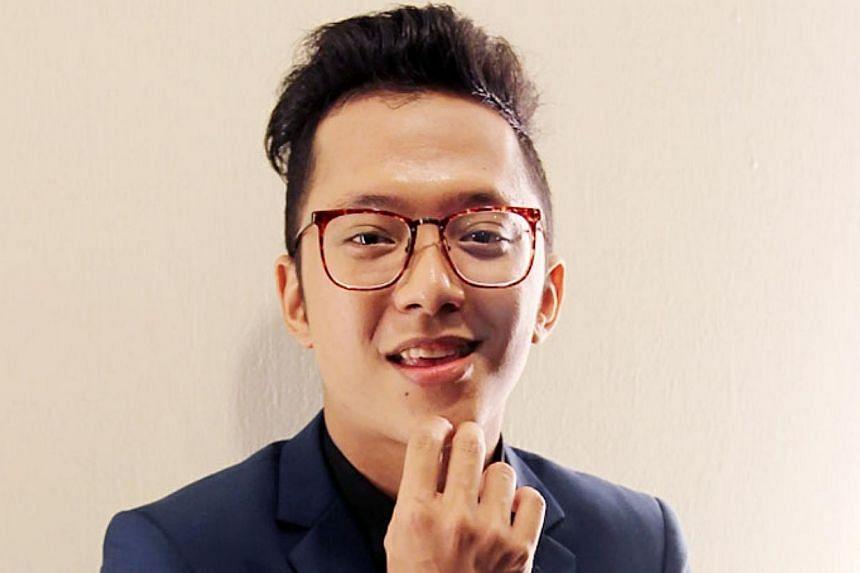 Sezairi Sezali, winner of the third season of Singapore Idol, at a press conference for the Anugerah Planet Muzik (APM) show, on Sept 3, 2013. -- BH FILE PHOTO:JOHARI RAHMAT
