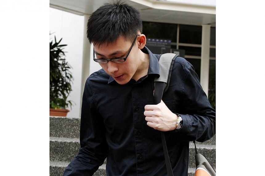 "Jacob Lau Jian Rong, 23, is accused of organising the procession from City Hall MRT Station, to demonstrate support for a movement called the ""Million Mask March Singapore'' which is against the new media regulations by the Media Development Authorit"