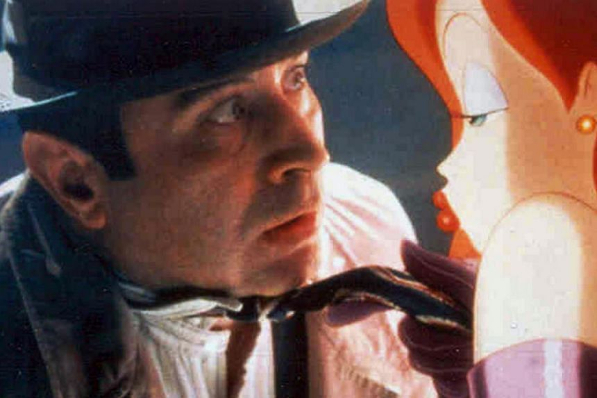 Cinema still: Who Framed Roger Rabbit - Bob Hoskins in Who Framed Roger Rabbit. British actor Bob Hoskins, known for his roles in films including Who Framed Roger Rabbit, has died at the age of 71 following a bout of pneumonia, his agent said on