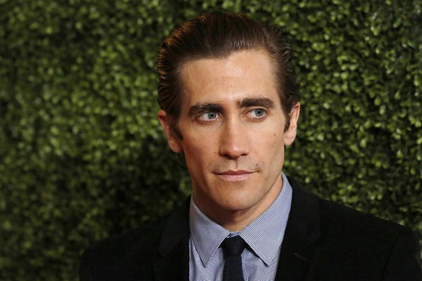 Actor Jake Gyllenhaal poses at the 17th Annual Hollywood Film Awards Gala in Beverly Hills, California on Oct 21, 2013. -- FILE PHOTO: REUTERS