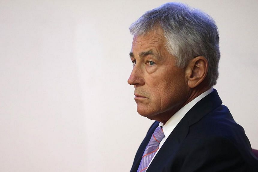 Pentagon chief Chuck Hagel is ordering a review of rules on hairstyles for female troops after a wave of complaints charged the US military's policies discriminated against black women. -- FILE PHOTO: REUTERS
