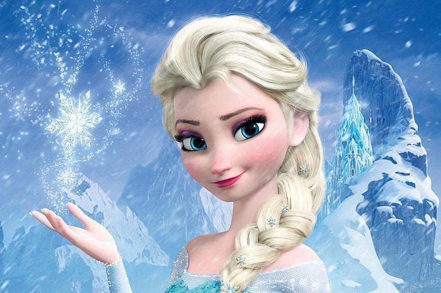 Frozen. -- FILE PHOTO: STARHUB/CINEMA STILL