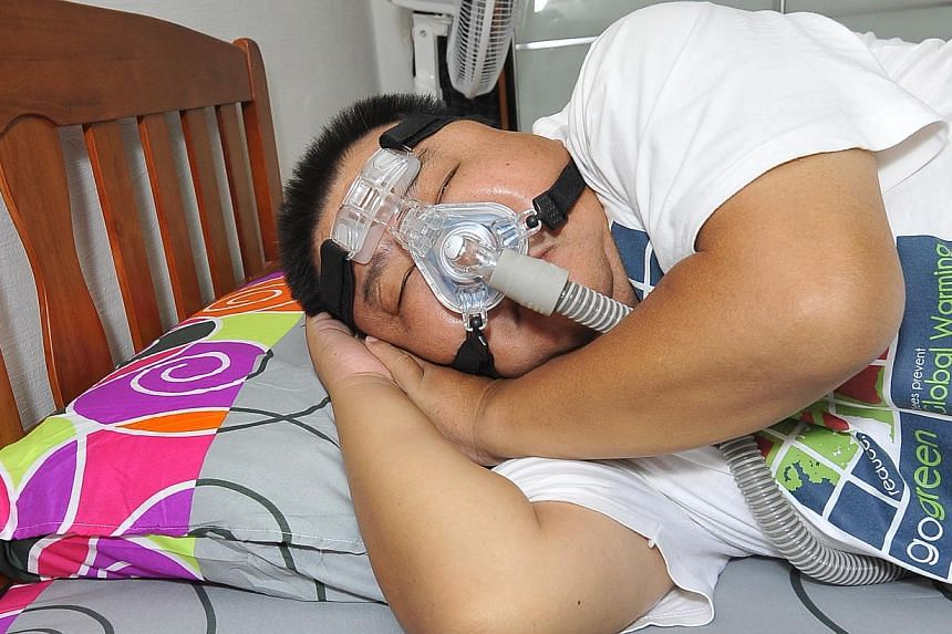 Snoring happens when there's an increased resistance to the flow of air during breathing. This causes the structures in your oral cavity to vibrate. -- ST FILE PHOTO:DIOS VINCOY JR