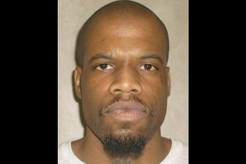 Death row inmate Clayton Lockett is seen in a picture from the Oklahoma Department of Corrections dated June 29, 2011. The United Nations human rights office on Friday, May 2, 2014, condemned a botched execution by lethal injection in the United Stat
