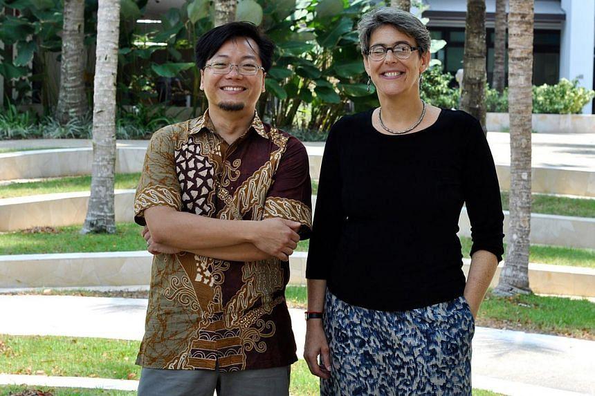 Associate professors Derek Heng and Sarah Weiss were named rectors of Yale-NUS College last month.