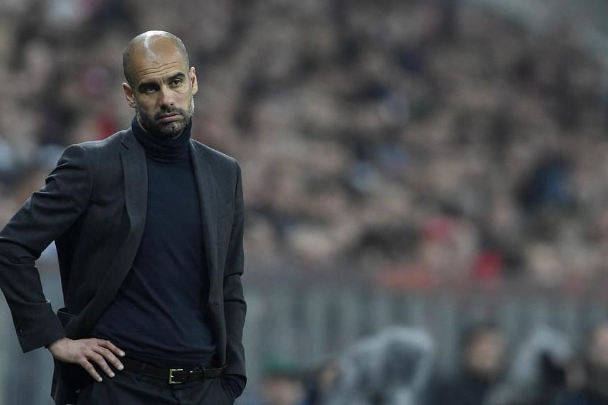 Bayern Munich coach Pep Guardiola hailed on Friday, May 2, 2014, what he said was a successful season despite the crushing 5-0 aggregate defeat by Real Madrid in the Champions League semi-finals, and said he would not change the way his team played f