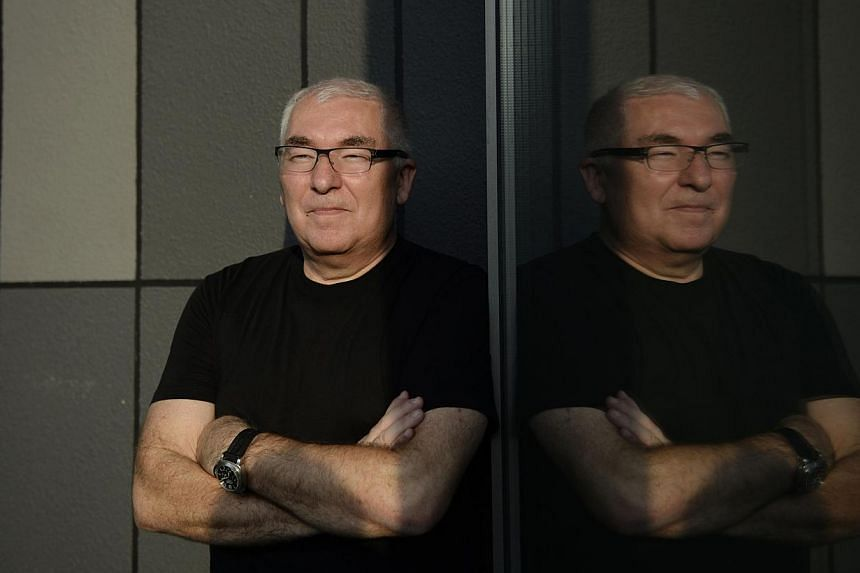 Mr Tim Kobe. -- PHOTO: DESMOND LIM