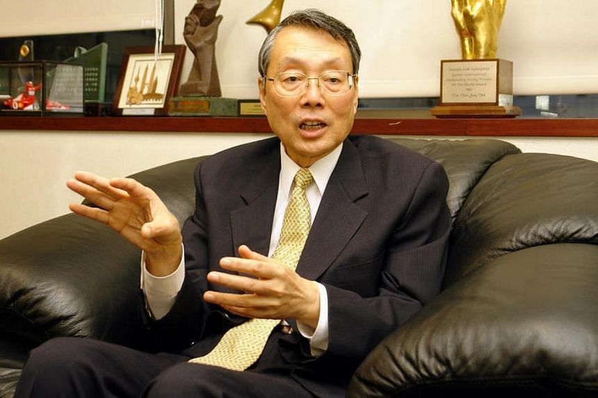 Mr Stan Shih, founder of Taiwan's struggling personal computer maker Acer, said Sunday, May 4, 2014, that he plans to retire as the chairman next month, six months after he returned to launch a series of reforms, the company and media said. -- FILE P