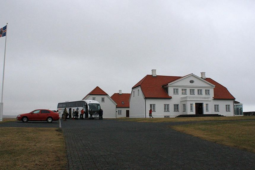 In Reykjavik for the first Iceland Writers Retreat last month, writer Clara Chow got to meet President Olafur Ragnar Grimsson, visit Bessastaoir (above), the historic farmturned- schoolturnedpresidential dwelling, and check out the home of Halldor La