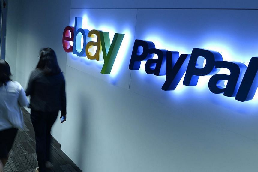 PayPal, the payment processing arm of eBay Inc, said on Saturday that it parted ways with a recently-hired strategy executive after he posted a series of disparaging and at times indecipherable tweets. -- ST PHOTO: DESMOND FOO