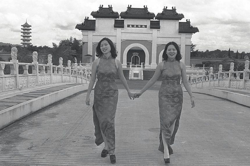 1974. Chinese Garden. -- ST FILE PHOTO: MAK KIAN SENG