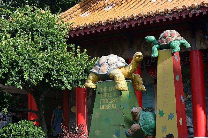 2014. Chinese Garden. -- ST FILE PHOTO: NG SOR LUAN