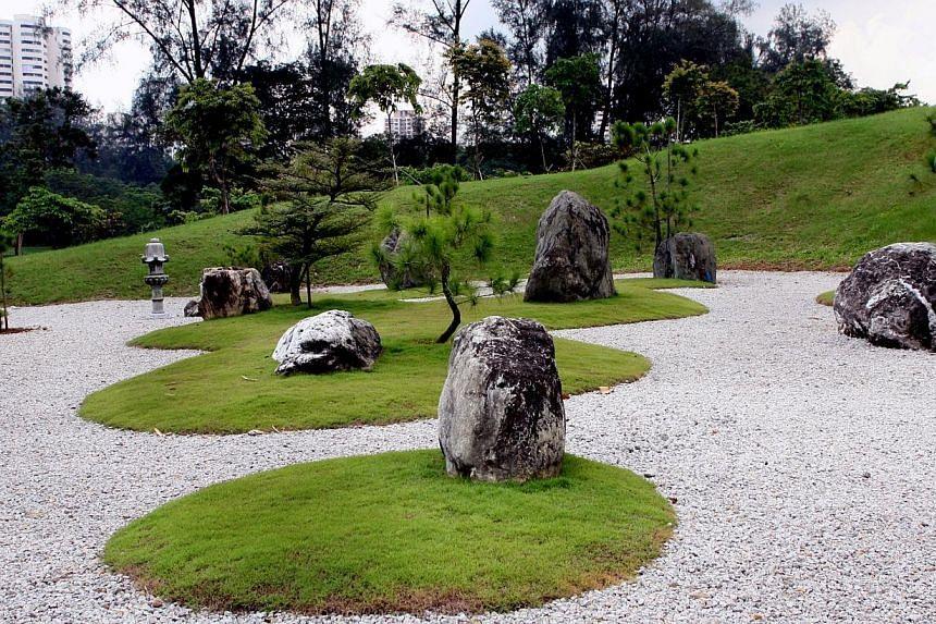 2014. Japanese Garden. -- ST PHOTO: ZAOBAO