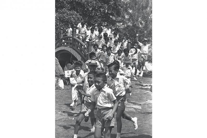 1979. Japanese Garden. -- ST FILE PHOTO: WAN SENG YIP