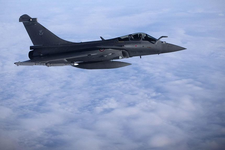 France scrambled a fighter aircraft on Sunday after a jetliner slightly veered from its course and lost radio contact with the ground over western France, military officials said. -- FILE PHOTO: AFP