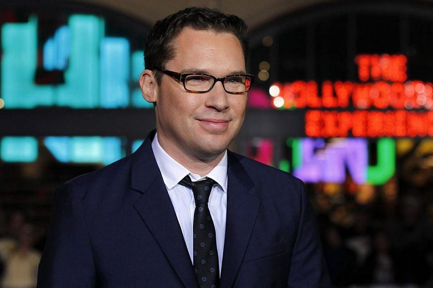 "Bryan Singer, director ""Jack the Giant Slayer"" poses at the premiere of the movie in Hollywood, California on Feb 26, 2013. A British man who accuses X-Men director Bryan Singer of sexually abusing him as a teenager was spurred to bring a lawsui"