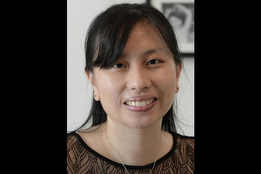 Jean Tay weaves Shi Nai An's The Water Margin and John Milton's Paradise Lost into her play, Senang. -- PHOTO: ST FILE