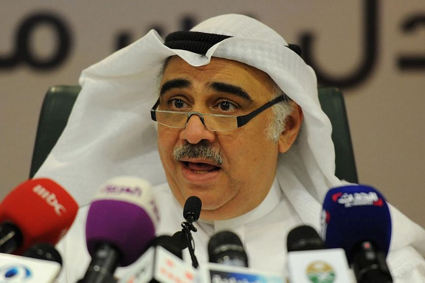 Newly appointed Saudi acting Minister of Health Adel Fakieh speaks to the media during a press conference on the Middle East Respiratory Syndrome (Mers) in Riyadh on April 29, 2014. -- FILE PHOTO: AFP