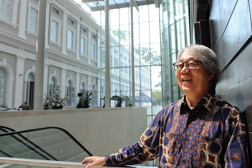 Professor Tommy Koh,rector of Tembusu College at the National University of Singapore. -- ST FILE PHOTO:STEPHANIE YEOW