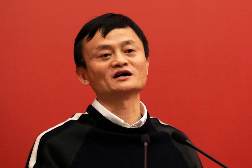 Alibaba founder Jack Ma delivering a speech in Haikou, south China's Hainan province in 2012. Part-way through Alibaba Group Holding's long-awaited IPO prospectus was a subtle, but striking, warning: investors should know that lead founder and execut