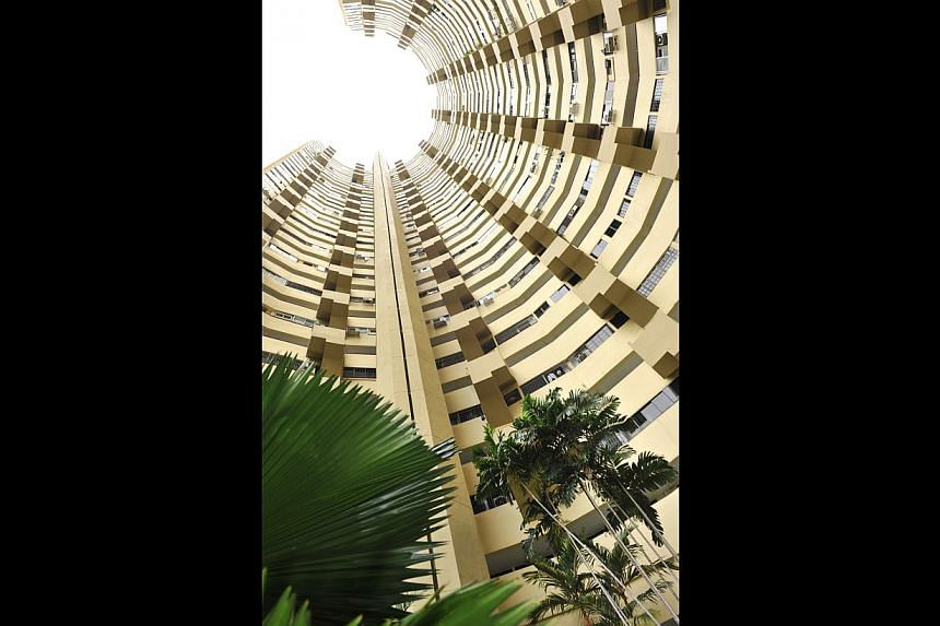 Pearl Bank Apartments, built in 1976, reflect a period when architects designed innovative high-rise and high-density structures.