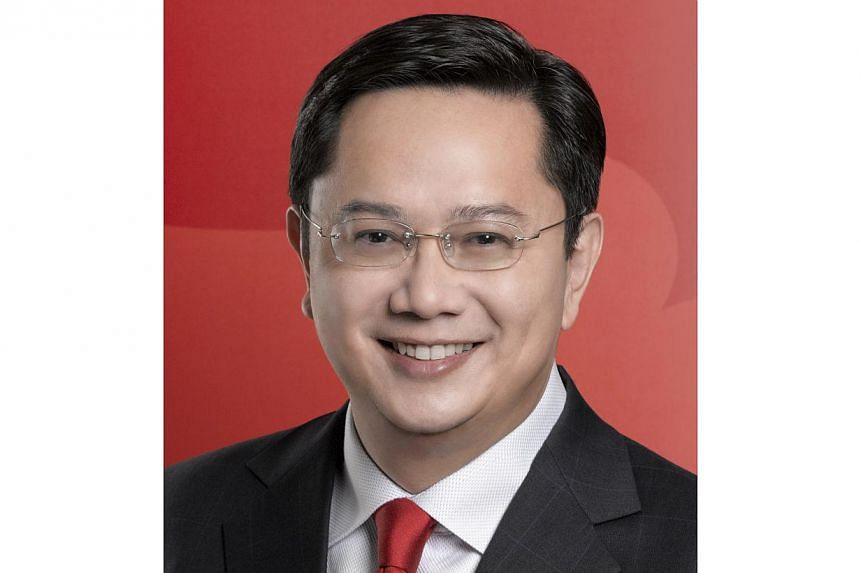 Mr Philip Wee, Senior Vice-President and Senior Economist, Group Research, DBS Bank. -- FILE PHOTO: DBS