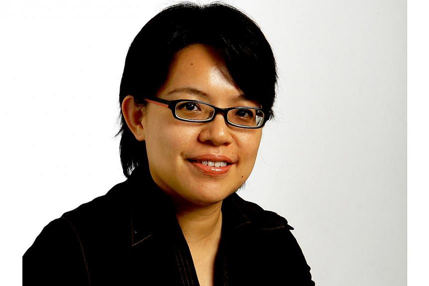 The Straits Times money editor Lee Su Shyan. -- ST FILE PHOTO: CHEW SENG KIM