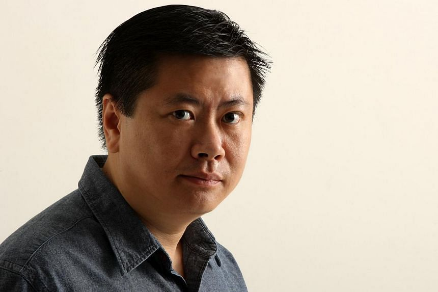 The Straits Times deputy money editor Dennis Chan. -- ST FILE PHOTO: WANG HUI FEN