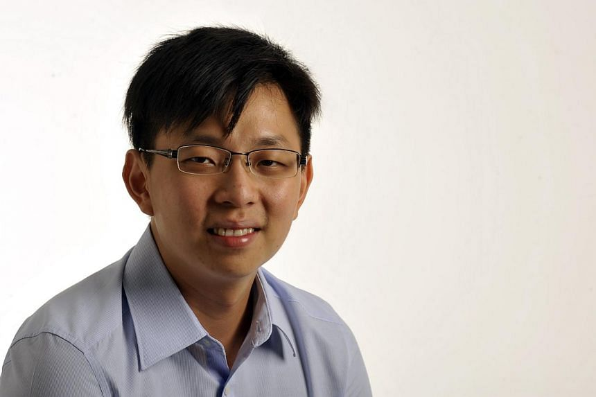 The Straits Times economics correspondent Alvin Foo. -- ST FILE PHOTO: DESMOND FOO