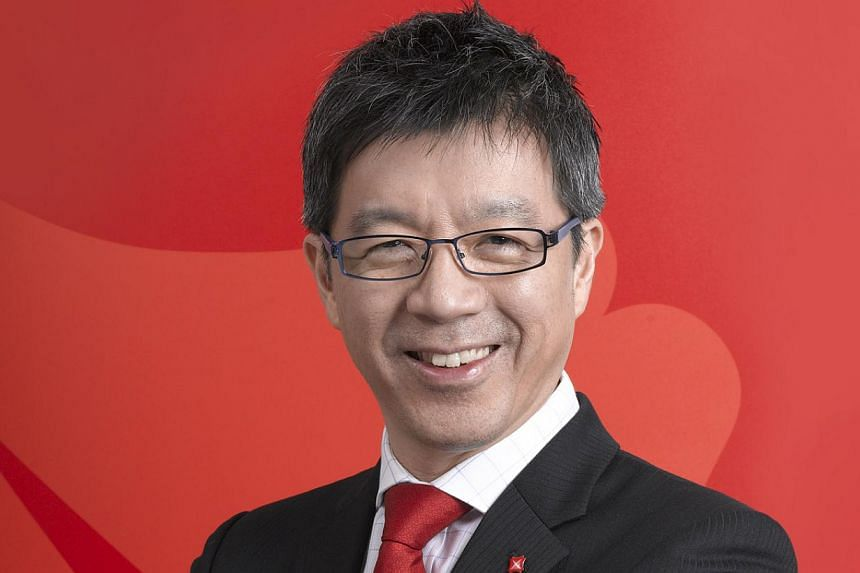 Mr Lim Say Boon, chief investment officer of DBS Bank, Group Wealth Management and Private Bank. Financial experts from DBS Bank and top business commentators of The Straits Times and The Sunday Times will take the stage at the annual Sunday Tim