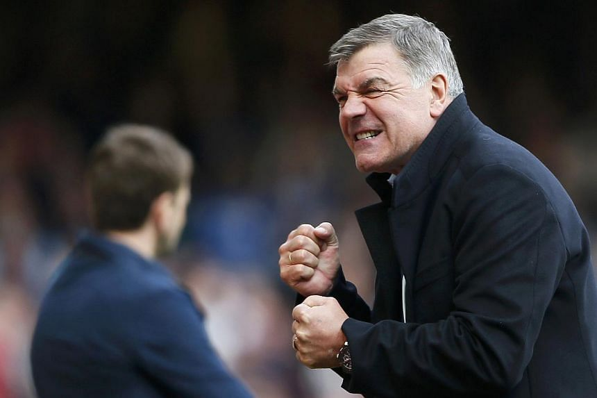 Strapping Sam Allardyce doesn't look the sentimental type, but the West Ham boss says he'd like his team to deny Manchester City the Premier League title in the final match of the season on Sunday because Liverpool's Steven Gerrard deserves to win it