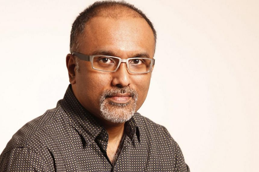 Political commentator and media academic Cherian George is joining the Hong Kong Baptist University's School of Communication in August. -- ST FILE PHOTO:DESMOND LUI
