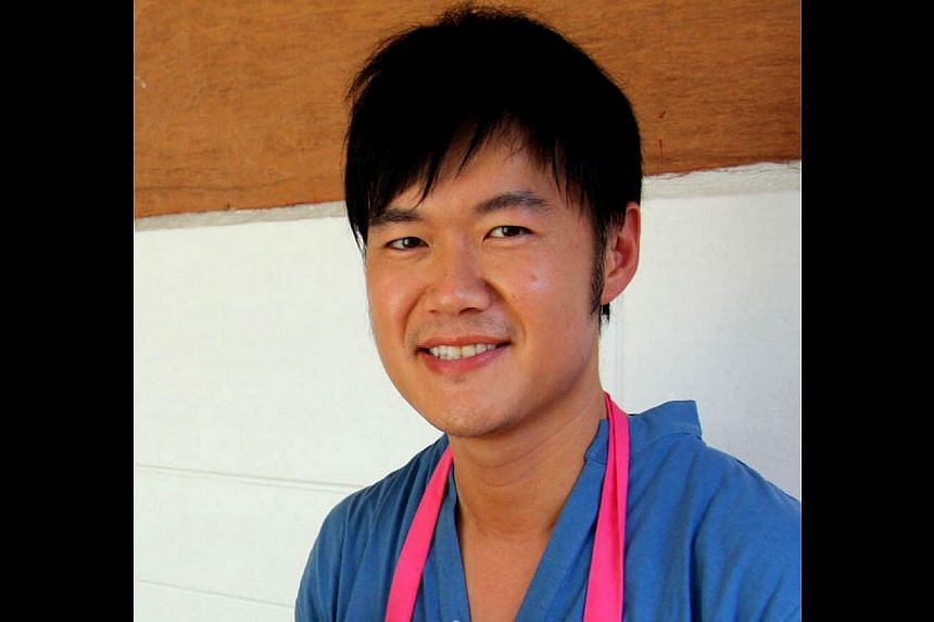 Bloggers such as Wendy Cheng, better known as Xiaxue, Daniel Ang (above) of DanielFoodDiary.com, Kelvin Ang of cheekiemonkie.net with his family, and Brad Lau, also known as ladyironchef, say they are upfront about being paid for their blog posts. --