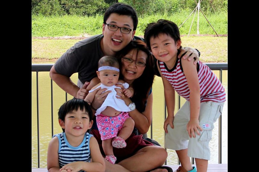 Bloggers such as Wendy Cheng, better known as Xiaxue, Daniel Ang of DanielFoodDiary.com, Kelvin Ang of cheekiemonkie.net with his family (above), and Brad Lau, also known as ladyironchef, say they are upfront about being paid for their blog posts. --