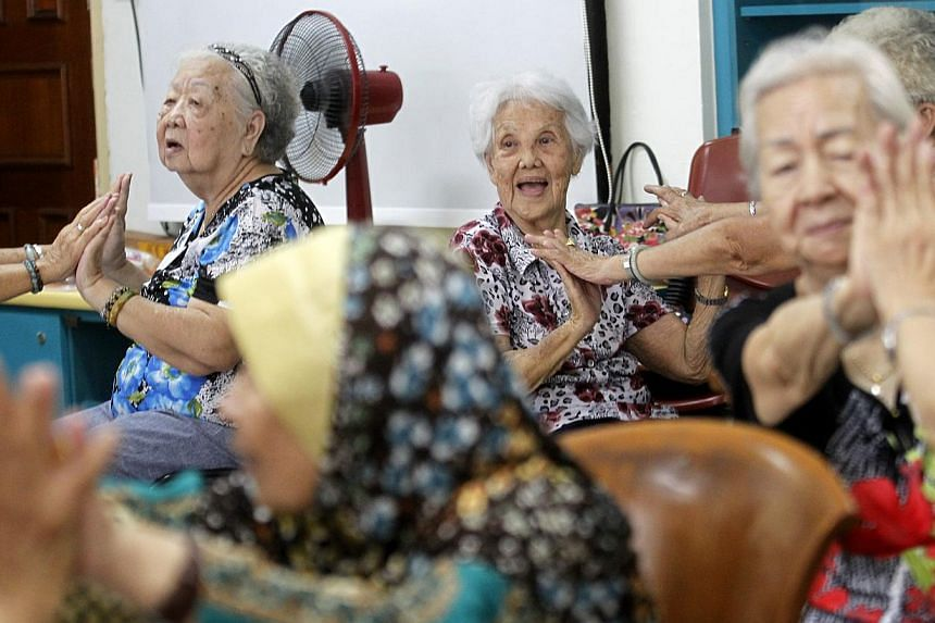 The Ministry of Social and Family Development plans to set up a new eldercare system which will see the island divided into zones anchored by an operator, and this operator will run social and recreational activities within the communities, among oth