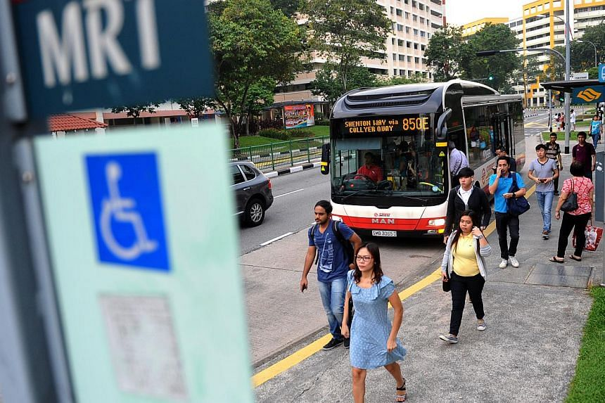 The average daily ridership for Yishun service 850E grew from 199 in February last year to 489 in March this year, LTA figures show. Four morning trips have been added to the route since its launch.
