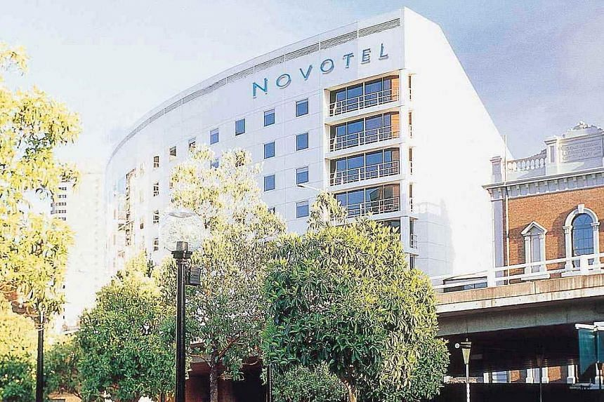 Novotel Rockford Darling Harbour in Sydney, Australia, is one of the hotels to be injected by TCC Group. -- FILE PHOTO: NOVOTEL