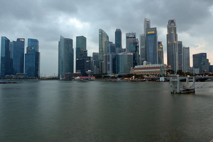 Singapore will report detailed data on gross domestic product (GDP) for the first quarter on May 20, the Ministry of Trade and Industry said on May 12, 2014. -- ST FILE PHOTO: DESMOND WEE