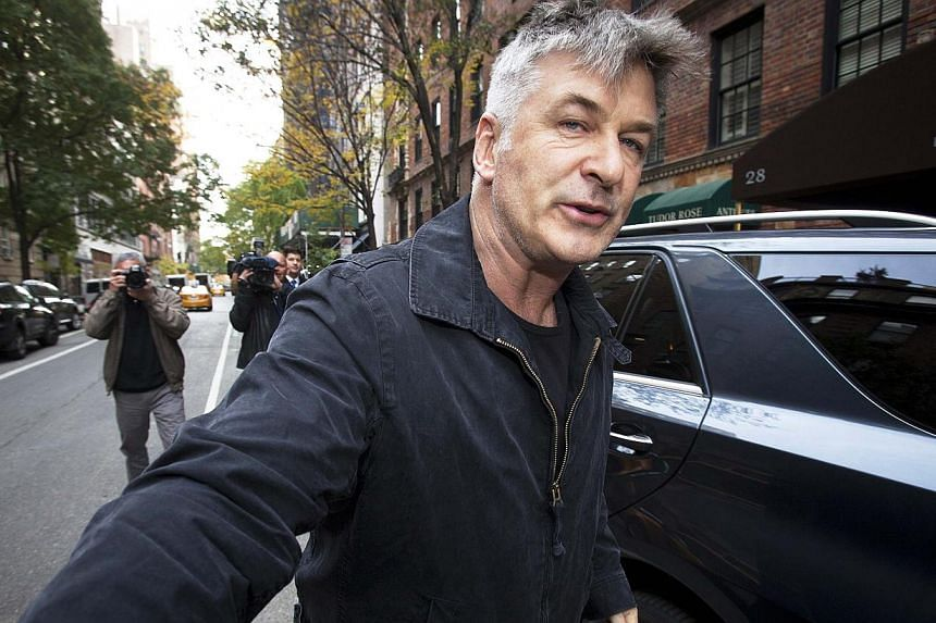 "Actor Alec Baldwin was arrested in New York on Tuesday for riding his bicycle in the wrong direction on a one-way street and acting ""in a violent, threatening manner"" toward police officers, officials said. -- FILE PHOTO: REUTERS"