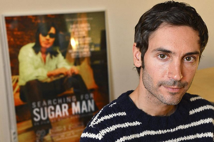 A file picture date Dec 18, 2012 shows Swedish Academy Award-winning documentary filmmaker Malik Bendjelloul. The director of Oscar-winning documentary Searching for Sugarman, died on Tuesday evening in the Stockholm area, police said.-- FILE PHOTO: