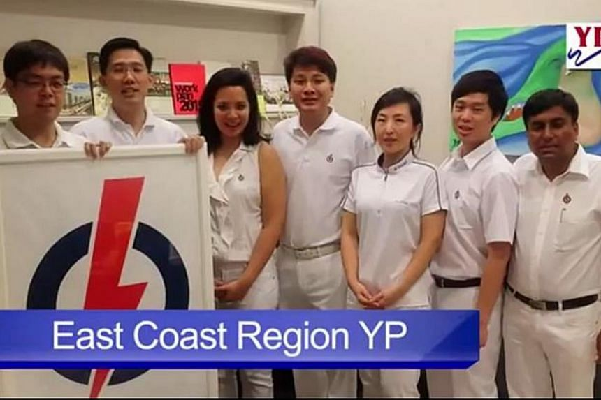 "The People's Action Party (PAP) has defended a viral video released by its youth wing, thanking its activists for their ""tireless work on the ground over the years"". -- PHOTO: SCREEN CAPTURE FROM VIDEO"
