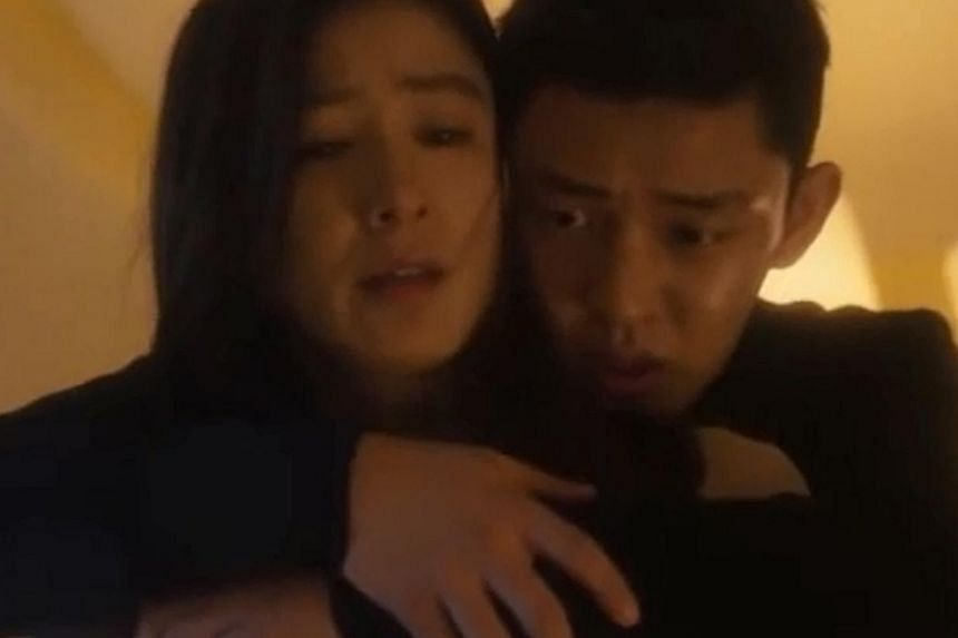 Yoo Ah In is a piano prodigy attracted to his professor's wife, played by Kim Hee Ae (both right), in Secret Love Affair. 3 Days sees Park Yu Chun (above) play a security agent to Son Hyun Joo's (left) president.