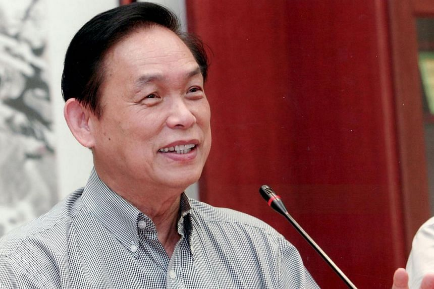 Nam Cheong executive chairman Datuk Tiong Su Kouk. A booming marine industry sent shipbuilder Nam Cheong's first-quarter net profit soaring 99 per cent over a year ago to 71.1 million ringgit (S$27.6 million). -- FILE PHOTO: NAM CHEONG