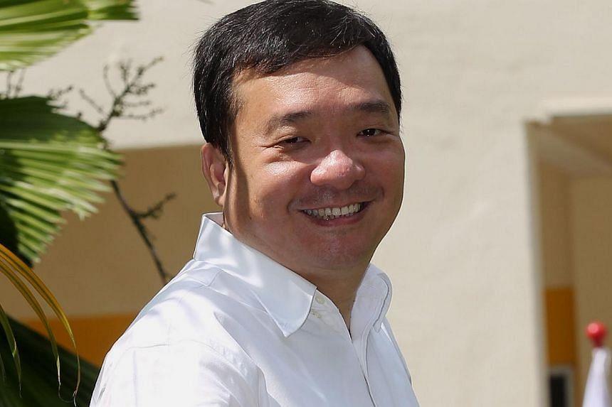 Mr Sitoh Yih Pin. -- FILE PHOTO: BH